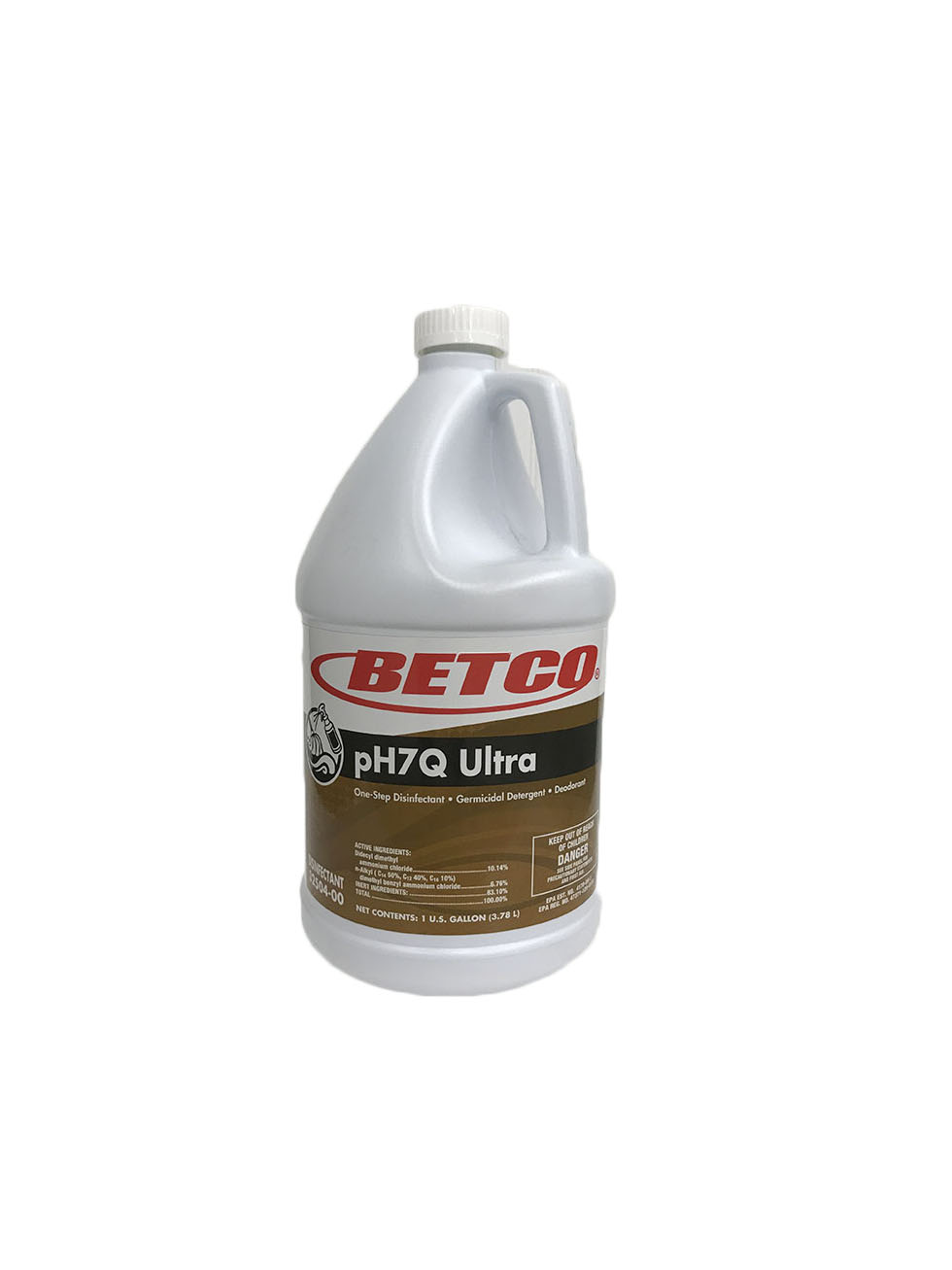 Betco Ph7q Ultra Dual Daily Disinfectant Cleaner Pc