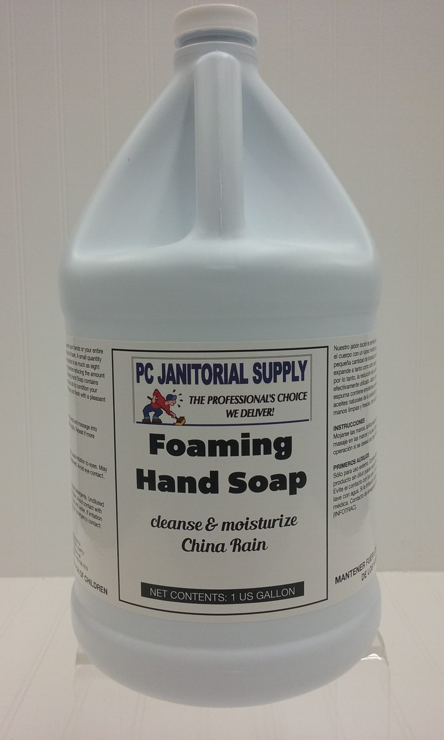 Pc Janitorial Foaming Hand Soap Pc Janitorial