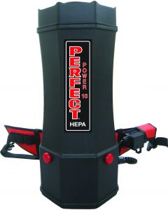Perfect Commercial HEPA Backpack with Optional Power Nozzle